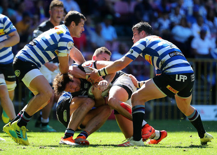 WP v Sharks Currie Cup